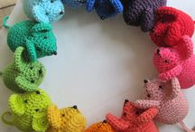 Crochet Projects  / by Aubrey McQue