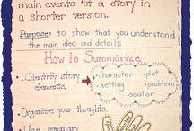 2nd  ELA Summary / by Darla Moore