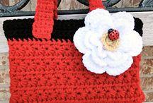 Crochet: Bags & Purses / by Patti Stuart