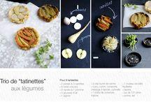 Favorite Recipes / by Chonchon van Haute