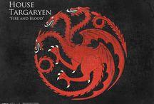 Game Of Thrones / by Soraya Pelisson