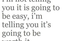 quotes i love / by Meagan Garner