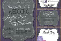 Invitations / by Ashlee Arndt