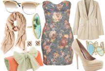 outfits / by Jennifer Mixon