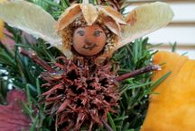 Fairy garden stuff / by Michele Botley