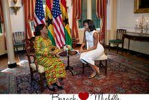 Barack Loves Michelle / by Luv Eboni