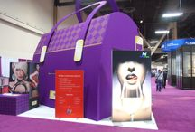 GlobalShop 2014 / Interesting sights from the retail design show floor.  / by Lucite Lux®