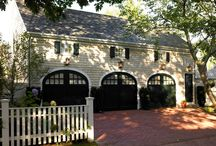 Carriage Houses and Garages / by Gary Inman