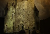 CASTLES, PALACES, CHATEAUX, TOWERS / by Laura Barber