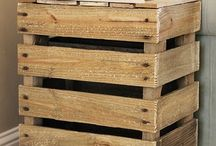 Pallet Craft Ideas / Everything Taylor and I can make with pallets. / by Megan Duncan