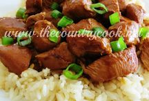 Crock Pot Recipes / by Linda Montes