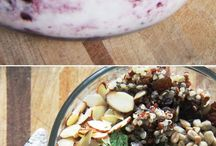 quinoa recipes for cheri / by Brandi Smith