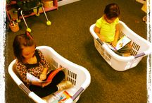 classroom: reading / by Amberly Sandberg
