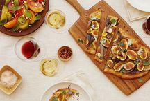pizza, pasta, bread.. etc / by Elisakitty's Kitchen