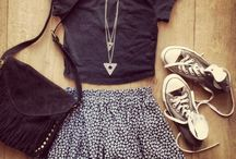 Summer outfits!  / by Kayla Gustin
