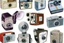 Old Cameras / by Jeff W.