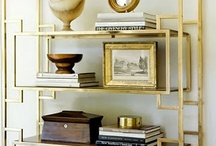 Bookcases & Styling Ideas / by Felt So Cute
