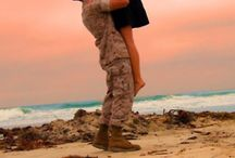 Military life  / by Jennifer LeMaster