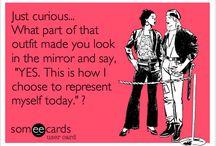 sarcastic humor / by Joy Daggett