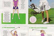 Golf Help / by Karen Hetrick