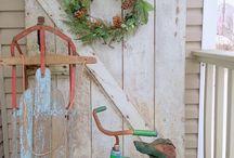 Porch / by Skye Devoe