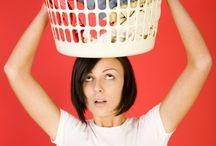 Cleaning & Organization / by Tiffany Hammer Manson