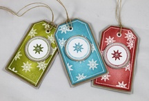 Tags - Christmas / by Linda Stevens Cullen