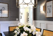 Dining room / by Kristie Goodgion