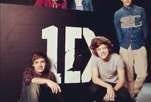 one direction / by Amy Blunt