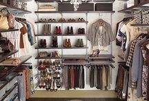 Dressing Room Closet / by Dina Woodard