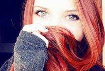 Redheads / by Hairstyle-Blog.com
