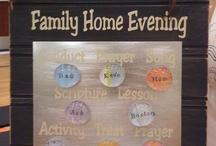 Family home evening / by Sarah Jones