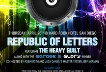 Events & stuff / by Hard Rock Hotel San Diego