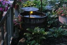 garden, porch, outdoors ... / by Nataša Žnidarič