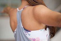 Workout clothes / by Megan Rathjen
