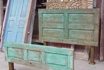 Headboards / by Beverly Ondera