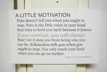 Motivation / by Natasha Henry