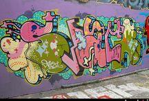 Graffiti & Murals  / by Ben Lithgow