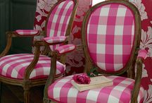 Gingham / I'm wild for checks. They are so fresh and pretty. / by Linda Hutchinson