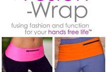 Fusion Wraps / Fusion Wrap Giveaway! / by Prepper Babe
