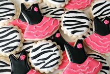 Cookies, Girly  / by Gail Meyer-Dennis
