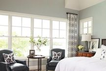 Bedrooms / by Design{on}Paper