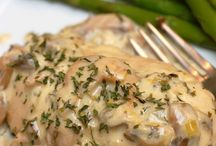 Dinner - Chicken / by Shelley Ferreira