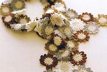 tejidos a crochet / by Loreto Rodriguez Arizabalo