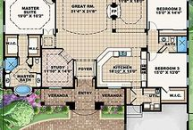 House plans / by Anna Sharp