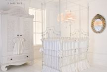 Iron Baby Cribs / Traditional.  Timeless.  Elegant. Iron baby cribs are an heirloom choice for your nursery, that wears beautifully year after year. / by Bratt Decor