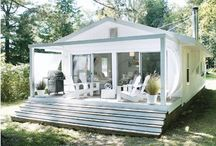 outdoor spaces / by Erin Fleming