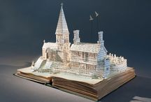 Altered Books / by Donna Hirsch