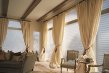 Window Treatments / Windows are one of the most important elements in a room, they are the portals through which we connect to the world outside. Custom drapery and valances can transform the mood of a room in a way that very few other design elements can. At Kathryn Interiors in addition to exquisite designs we ensure that functional elements such as privacy, UV protection and light control are all taken into consideration. / by Kathryn Interiors