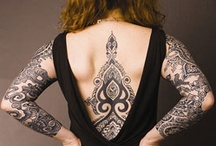 Ink I like and want / by Wendy Chasteauneuf-Davies
